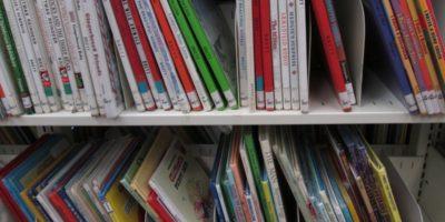 Une visite à la bibliothèque