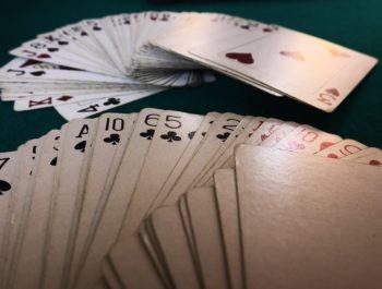 Le jeu de cartes en MS.GS