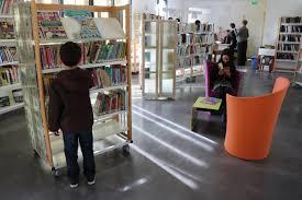 Sortie à la bibliothèque municipale