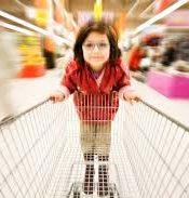 Astuces pour faire les courses avec les enfants