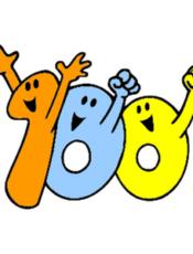 1er avril 2021 : la fête du 100ème jour d'école en cycle 2!